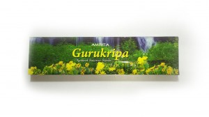 AMRITA GURUKRIPA INCENSE STICKS